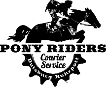 Pony Riders Logo